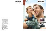 PERFECT MOMENTS. PERFECT IMAGES. - Panasonic