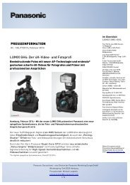 LUMIX GH4: Der 4K-Video- und Fotoprofi ... - Panasonic