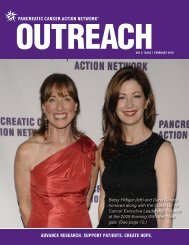 Betsy Hilfiger - Pancreatic Cancer Action Network