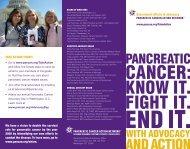 brochure_GAA_april20.. - Pancreatic Cancer Action Network