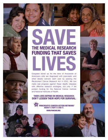 Save the Medical Research that Saves Lives