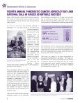 Outreach - Pancreatic Cancer Action Network - Page 6