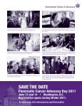 Outreach - Pancreatic Cancer Action Network - Page 7