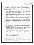raise the cure - Pancreatic Cancer Action Network - Page 4
