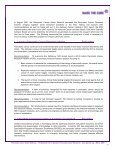 raise the cure - Pancreatic Cancer Action Network - Page 6