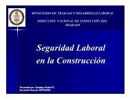 Seguridad Laboral en la Construcción - Panama Canal
