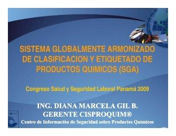 SISTEMA GLOBALMENTE ARMONIZADO DE ... - Panama Canal