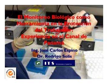 Monitoreo Biológico como Herramienta en la ... - Panama Canal