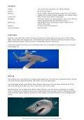 Ein Vortragsdossier des WWF Schweiz - WWF Panda Club - Page 2