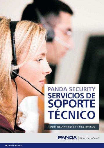 Panda Security Servicios de soporte técnico para empresas