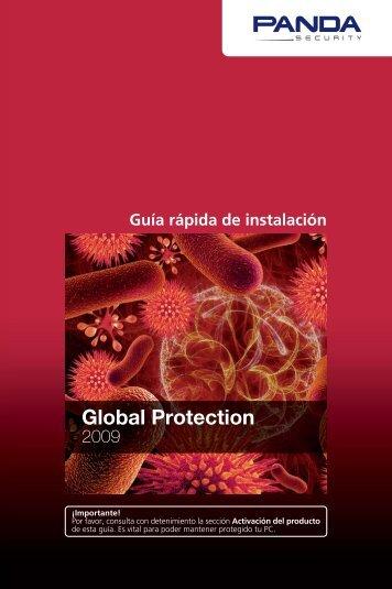Global Protection - Panda Security