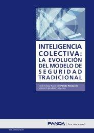 Inteligencia colectiva: la evolucion del modelo de - Panda Security