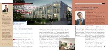 PANDION-Magazin (Lebensraum / Ausgabe 6 ... - PANDION AG