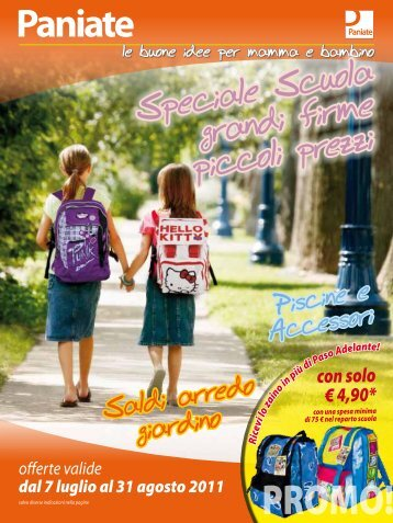 scuola - Paniate