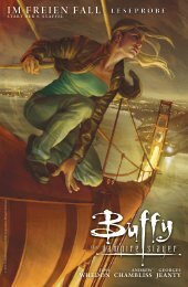 Buffy - Panini Comics