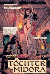 Die heilige Stadt Gouvia. Es gibt vieles, was ein ... - Panini Comics