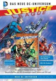 DAS NEUE DC-UNIVERSUM - Panini Comics