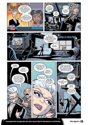 The Spirit - Panini Comics
