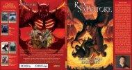 144 Seiten magische Steine und geflügelte Dämonen! - Panini Comics