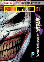 oktober 2013 - Panini Comics