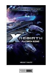 X REBIRTH Leseprobe CS 5.5 (Bel.).indd - Panini Comics