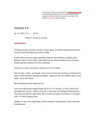 download pdf - Charles Mee
