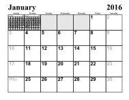 January 2016 1 2 3 4 5 6 7 8 9 10 11 12 13 14 15 16 17 18 ... - Panix