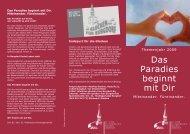 Das Faltblatt zum Jahresthema 2009 im PDF-Format - Ev.-luth. St ...