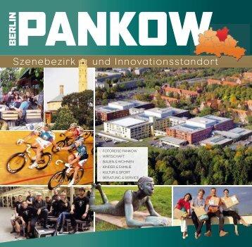Szenebezirk und innovationsstandort - Pankow-Wirtschaft