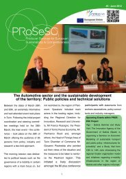 Newsletter 6 june 2012