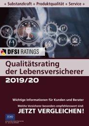 Studie 2013/14: Unternehmensqualität Lebensversicherungsgesellschaften - Das eJournal