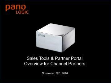 Purpose Built for Desktop Virtualization - Pano Logic