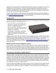 Pano System for Cloud Administrator's Guide - Pano Logic - Page 6