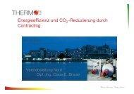 Energieeffizienz und CO2-Reduzierung durch ... - Pantaenius