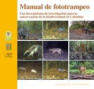 Manual de fototrampeo - Panthera