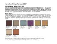 Future Trends: Modernizing Color - Pantone