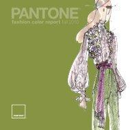 download fall 2010 - Pantone