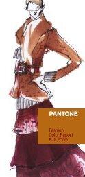 Fashion Color Report Fall 2005 - Pantone