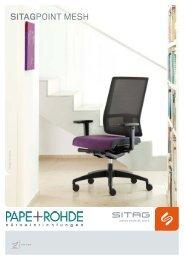 SITAG SITAGPOINT MESH Bürostuhl Drehstuhl ... - Pape+Rohde