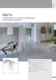 Easy Top Raumteiler Sichtschutzwand Stellwand ... - Pape+Rohde