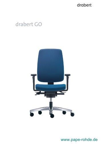 Drabert Bürostuhl Katalog GO! - Pape+Rohde