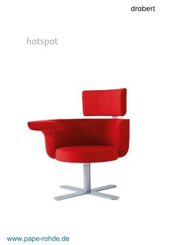 Katalog Drabert Sessel hotspot - Pape+Rohde