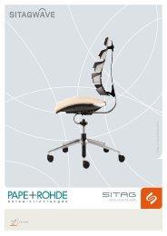 Prospekt Sitagwave - Pape+Rohde