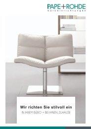PDF Imagebroschüre öffnen - Pape+Rohde