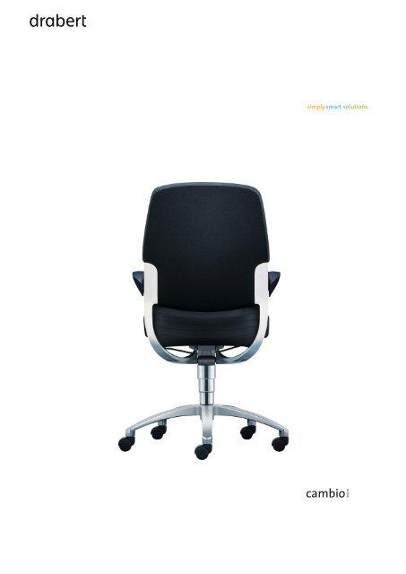 Drabert cambio Bürostuhl Bürodrehstuhl Drehstuhl - Pape+Rohde