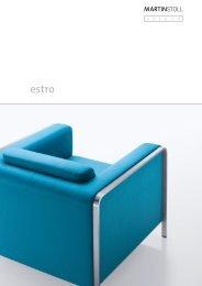 Prospekt MARTIN STOLL Estro - Pape+Rohde