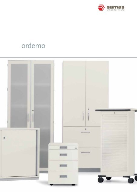Katalog samas ordemo Schranksysteme - Pape+Rohde