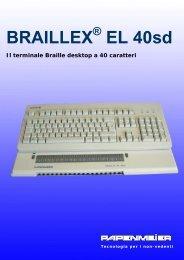 BRAILLEX® EL — - FH Papenmeier GmbH & Co. KG