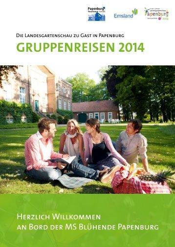 PDF herunterladen - Papenburg Tourismus