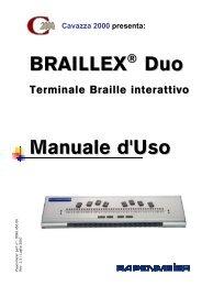 BRAILLEX Duo - FH Papenmeier GmbH & Co. KG